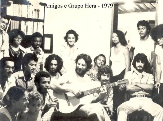 B Amigos e Grupo Hera