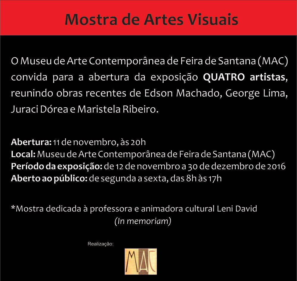 Mostra de Artes Visuais